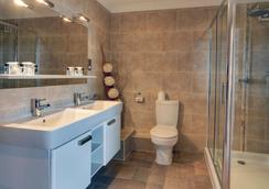 Best Western Exeter Lord Haldon Country Hotel - Exeter - Bathroom