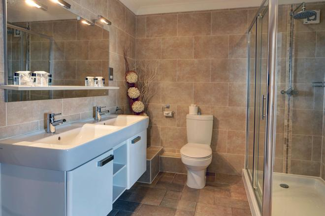 Best Western Exeter Lord Haldon Country Hotel - Exeter - Kylpyhuone