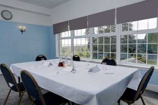 Best Western Exeter Lord Haldon Country Hotel - Exeter - Meeting room