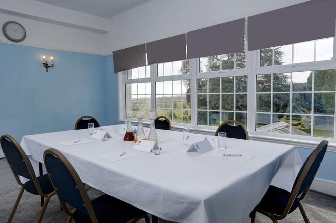 Best Western Exeter Lord Haldon Country Hotel - Exeter - Neuvotteluhuone