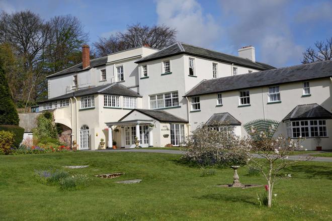 Best Western Exeter Lord Haldon Country Hotel - Exeter - Rakennus
