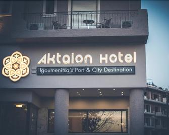 Aktaion - Gomenizza - Edificio