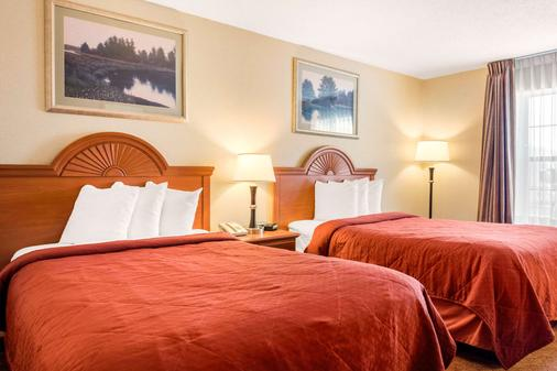 Quality Inn at Bangor Mall - Bangor - Bedroom