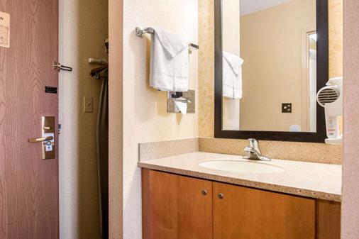 Quality Inn at Bangor Mall - Bangor - Bathroom
