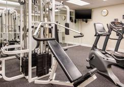 Quality Inn at Bangor Mall - Bangor - Gym