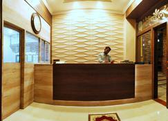 Hotel Saraswati - Mount Abu - Rakennus