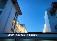 Blue Saipan Garden - Garapan - Vista del exterior