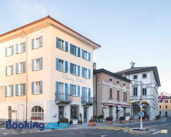 Chery Bed & Breakfast - Mendrisio - Edificio
