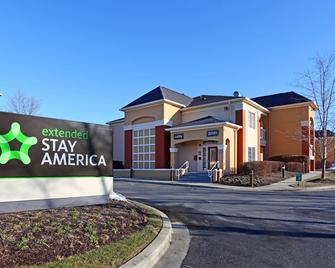 Extended Stay America - Washington, D.C.-Germantown-Town Ctr - Germantown - Building