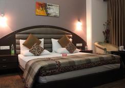 Capital O 529 Msk Residency - New Delhi - Bedroom