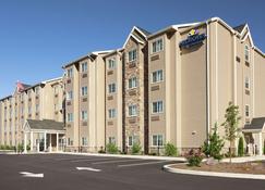 Microtel Inn & Suites by Wyndham Wilkes Barre - Wilkes-Barre - Edifício