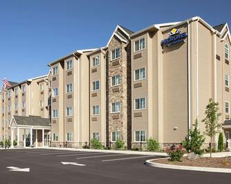 Microtel Inn & Suites by Wyndham Wilkes Barre - Wilkes-Barre - Gebouw