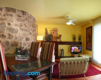 Apartamento La Seo - Barbastro - Living room