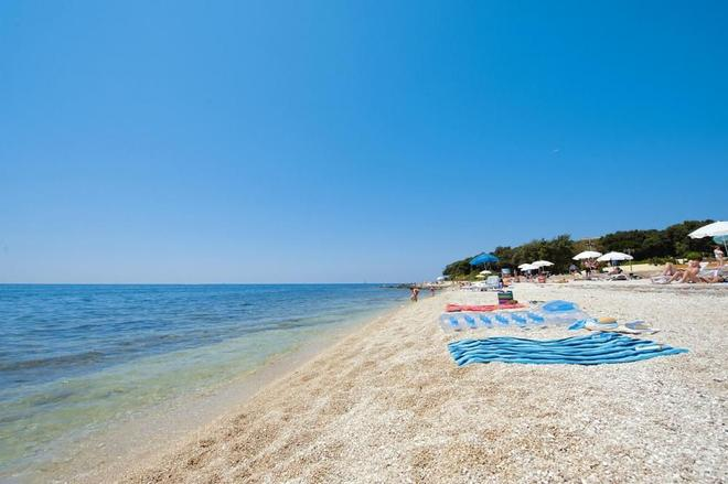 Resort Amarin - Rovinj - Bãi biển