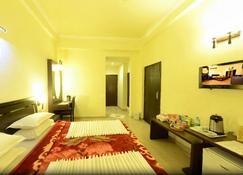 Hotel Hong Kong Inn - Amritsar - Slaapkamer