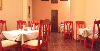 Boutique Hotel Palacio - Santo Domingo - Restaurant