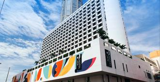 Jen Penang Georgetown By Shangri-La - ג'ורג' טאון - בניין
