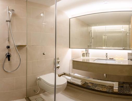 Hotel Jen Penang by Shangri-La - Джорджтаун - Ванная