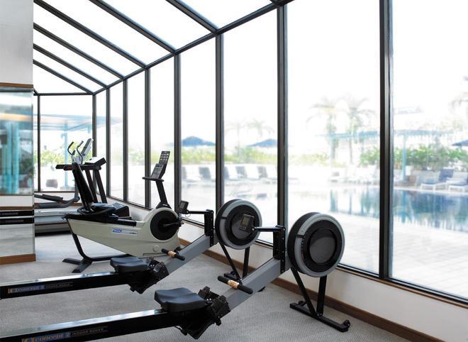 Hotel Jen Penang by Shangri-La - George Town - Gym