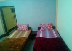 Osbert Lodge - Cherrapunji - Habitación