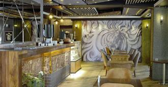 Turkeli Hotel - Estambul - Recepción