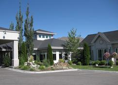 Le Ritz Hotel and Suites - Idaho Falls - Edificio
