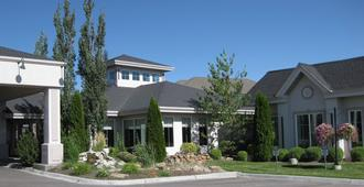 Le Ritz Hotel and Suites - Idaho Falls - Building
