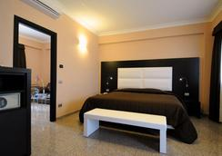 羅馬機場歐洲之家酒店 - 菲米西諾 - 菲烏米奇諾 - 臥室