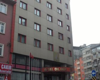Hotel Dilaver - Erzurum - Gebäude