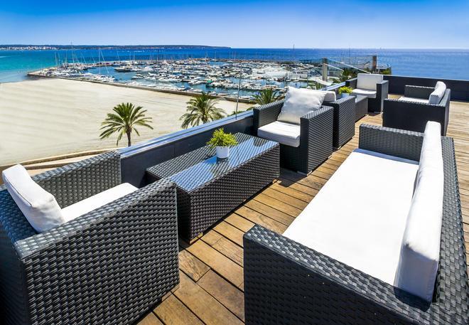 Nautic Hotel & Spa - Palma de Mallorca - Balkon