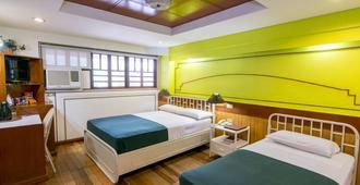 The Manor Hotel - Davao City - Bedroom