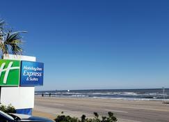 Holiday Inn Express Hotel & Suites Galveston West-Seawall - Galveston - Building