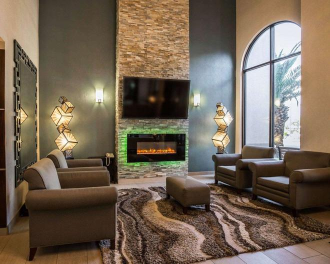 Comfort Suites Stafford - Stafford - Lobby