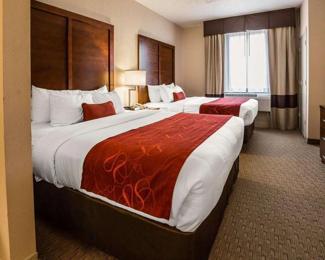 Comfort Suites Stafford - Stafford - Bedroom