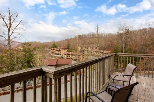 Bluegreen Vacations Blue Ridge Village an Ascend Resort - Banner Elk - Balcony