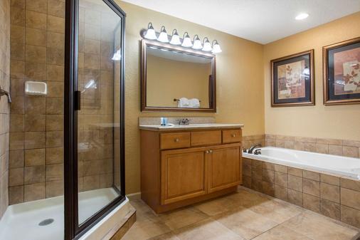 Bluegreen Vacations Blue Ridge Village an Ascend Resort - Banner Elk - Bathroom