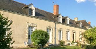 Aurore de Beaufort - Tours - Edificio