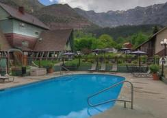 Twin Peaks Lodge & Hot Springs - Ouray - Pool
