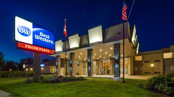 Best Western North Bay Hotel & Conference Centre - North Bay - Κτίριο