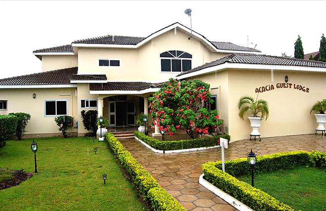 Acacia Lodge, North Legon (Haatso) - Accra - Building