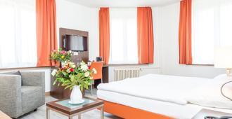 Hotel Rheinfelderhof - באזל - חדר שינה