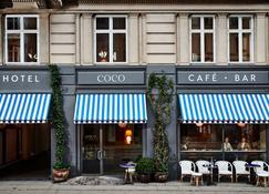 Coco Hotel - Kopenhagen - Gebäude