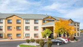 Comfort Inn North - Air Force Academy Area - Colorado Springs - Edificio