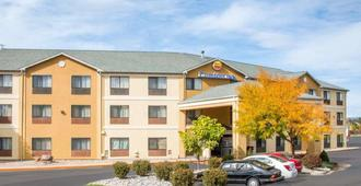 Comfort Inn North - Air Force Academy Area - Colorado Springs - Building