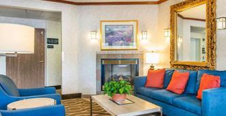 Comfort Inn North - Air Force Academy Area - Colorado Springs - Vardagsrum