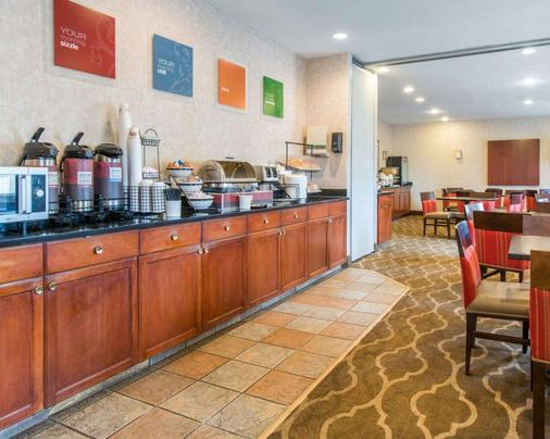 Comfort Inn North - Air Force Academy Area - Colorado Springs - Buffet