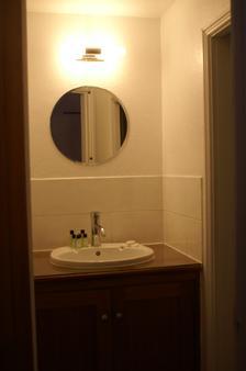 Eaton Square Hotel - London - Phòng tắm