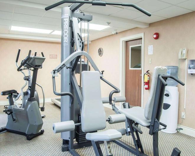 Comfort Inn Fredericton - Fredericton - Fitnessbereich