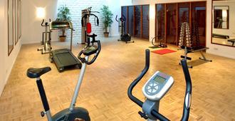 Progress Hotel - Brussels - Gym