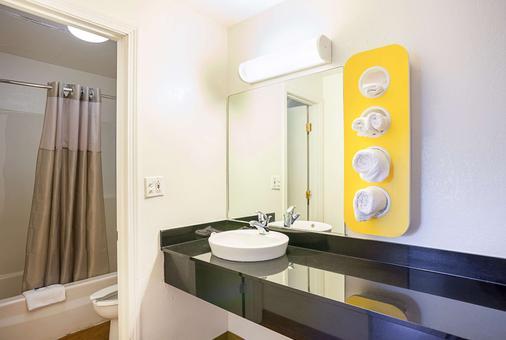 班戈 6 號汽車旅館 - 班戈 - 班戈 - 浴室